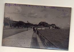 Corfou (Grèce)  La Promenade De Garitza Et La Citadelle  (nov 1916) (PPP5882) - Grèce