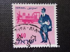 Israël - - Trains