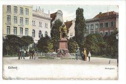 17350 - Lübeck Geibelplatz - Luebeck