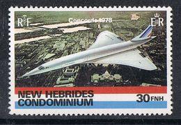 NOUVELLES-HEBRIDES N°533 N* - English Legend