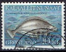 GREENLAND  # FROM 1985 STAMPWORLD  162 - Groenlandia
