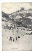 17358 - Les Avants En Hiver Skis - VD Vaud