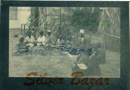 VILLAGE SENEGALAIS - EXPOSITION DE LIEGE 1905 - Senegal