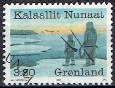 GREENLAND  # FROM 1987 STAMPWORLD  173 - Groenlandia