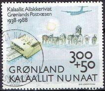 GREENLAND  # FROM 1988 STAMPWORLD  185 - Groenland