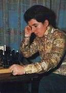 Schach Chess Ajedrez échecs - CCCP - Nona Gaprindaschwili - Nona Gaprindashvili - Schach