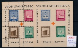 Oldenburg Block Paar  **    (ze6027   ) Siehe Bild ! - Germany