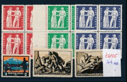 Schweiz Soldaten Marken  Lot     (t6105   ) Siehe Bild ! - Labels