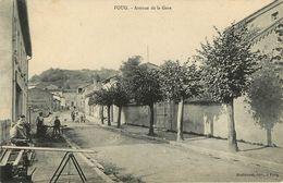 54:Foug  : Avenue De La Gare - Foug