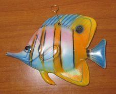 Marina Di Ragusa Porcellana Pesce - Ceramica & Terraglie