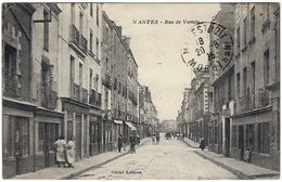 Rue De Vertais. - Nantes
