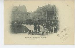 BIARRITZ - CHASSE A COURRE - Rendez-vous De Chasse (Jardins De L'Hôtel D'Angleterre ) - Biarritz