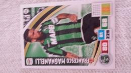 MAGNANELL   Figurina PANINI Calciatori Serie A Adrenalyn 2016 2017 Official Trading Cards Card Calciatore FigurinePANINI - Trading Cards