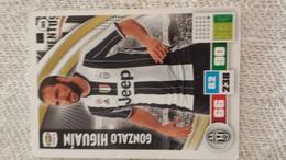 HIGAIN   Figurina PANINI Calciatori Serie A Adrenalyn 2016 2017 Official Trading Cards Card Calciatore FigurinePANINI - Trading Cards