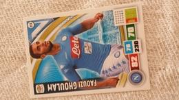 GHOULAM   Figurina PANINI Calciatori Serie A Adrenalyn 2016 2017 Official Trading Cards Card Calciatore FigurinePANINI - Trading Cards