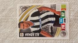 ADNAN   Figurina PANINI Calciatori Serie A Adrenalyn 2016 2017 Official Trading Cards Card Calciatore FigurinePANINI - Trading Cards
