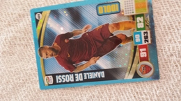 DE ROSSI Figurina PANINI Calciatori Serie A Adrenalyn 2016 2017 Official Trading Cards Card Calciatore Figurine PANINI - Trading Cards