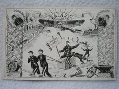 CARTE POSTALE ILLUSTRATION SIGNÉE H. JACQUES / BAZARD 109 113 / DIPLÔME ANATOLE BAZARD - Illustrateurs & Photographes