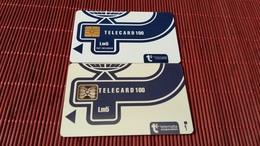 2 Different Phonecards Malta - Malta