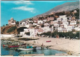 CARTOLINA - POSTCARD - GRECIA - ANGOLO PITTORESCO DELL' ISOLA - Grecia