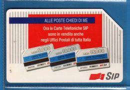 (2Eu) USATA °- ALLE POSTE CHIEDI DI ME - C&C. 2363 - Th - .  Vedi Descrizione - Italy