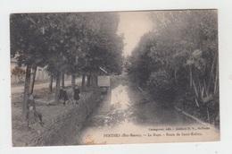 52 - PERTHES / LE RUPT - ROUTE DE SAINT EULIEN - Autres Communes