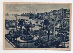 Anzio (Roma) - Giardini E Porto - Viaggiata Nel 1953 - (FDC5270) - Roma