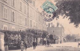 VESOUL - Hôtel De L'Europe - Vesoul