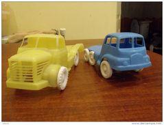 JOUET BAZAR ,ancien Camion: Probablement Des Jean - Jouets Anciens