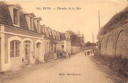 76-PUYS- CHEMIN DE LA MER - Frankreich