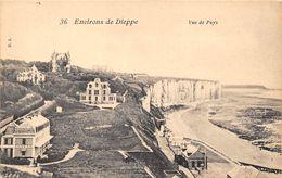 76-PUYS- VUE DE PUYS, ENVIRONS DE DIEPPE - France