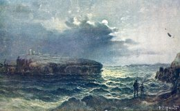 MALTA - Art Card - Islet In St. Pauls Day (scene Of St Pauls Wreck) - Malta
