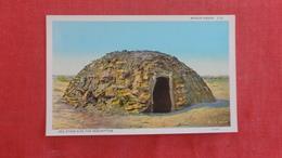 Navajo Hogan  -----ref  2666 - Native Americans