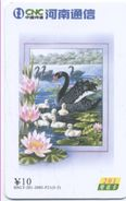 Oiseau Bird Vogel Télécarte Phonecard Telefonkarte (S.513) - Chine