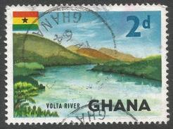 Ghana. 1959-61 Definitives. 2d Used. SG 216 - Ghana (1957-...)