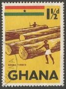 Ghana. 1959-61 Definitives. 1½d Used. SG 215 - Ghana (1957-...)