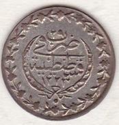 TURQUIE. 20 PARA AH 1223 Year 29. ARGENT. KM# 596. Empire Ottoman - Turquie
