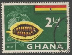 Ghana. 1959-61 Definitives. 2½d Used. SG 217 - Ghana (1957-...)