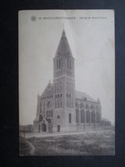 CP BELGIQUE (V1709) ETTERBEEK (2 Vues) Eglise Du Sacré-Coeur - Etterbeek