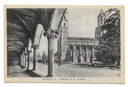 VERCELLI - BASILICA DI S.ANDREA NV FP - Vercelli