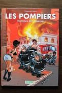 BD LES POMPIERS - 5 - Hommes Des Casernes - Rééd. 2006 - Other