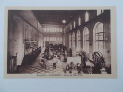 Carte Postale - ALLEMONT (38) - Usine De L'Eau D'Olle (1681) - Allemont