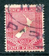 New Zealand 1923-25 Restoration Of Penny Postage - Jones Used (SG 461) - Oblitérés