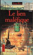 Pocket Terreur 9107 - RICE, Anne - Le Lien Maléfique (2001, BE) - Presses Pocket