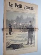 Le PETIT JOURNAL Supplément Illustré Huit Pages : Cinq Centimes : Samedi 7 Janvier 1893 - Numéro 111 ! - Journaux - Quotidiens