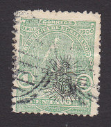 El Salvador, Scott #270, Used, Ceres Overprinted, Issued 1900 - El Salvador