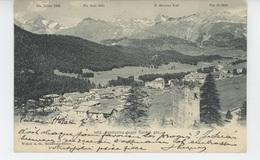 SUISSE - PONTRESINA - GR Grisons