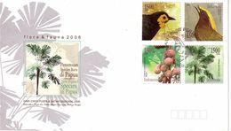 INDONESIA Birds Trees Nice 2006 Cover #3490 - Indonesia