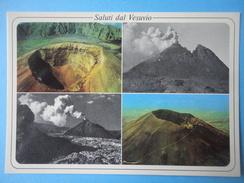 Napoli - Saluti Dal Vesuvio - Napoli (Naples)