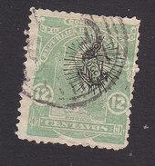El Salvador, Scott #275, Used, Ceres Overprinted, Issued 1900 - El Salvador